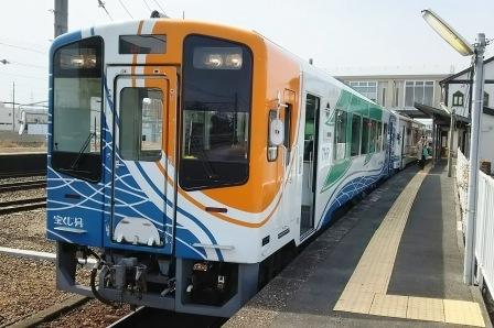 富山地鉄は遠すぎて・・・