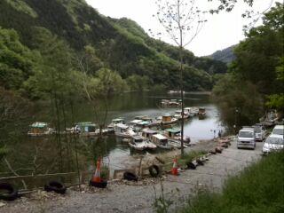 朝日川ダム