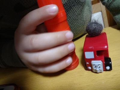 フェルトV毛とおもちゃk