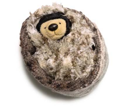 巣ごもりマレーグマ