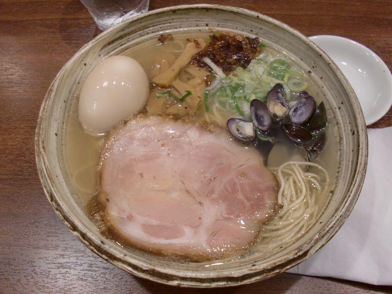 一郎@銀座・20170226・塩