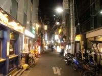 月と鼈@新橋・20170307・路地