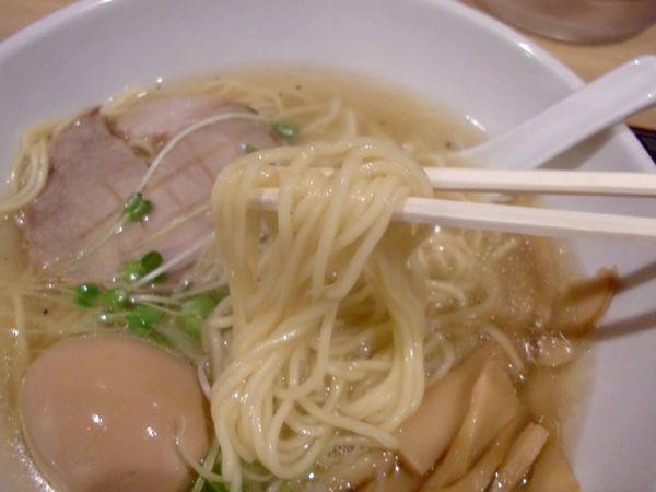 ふぅふぅ亭@神楽坂・20170326・麺