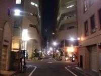 百の輔@新宿御苑・20170430・路地