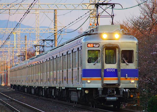 170402 Nankai koya 6000-1