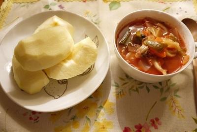 2017年 2月下旬 脂肪燃焼スープ