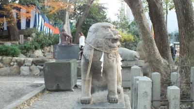 安居神社05幸村