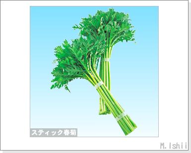 ペット栽培III(スティック春菊・改)01