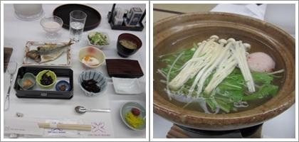 ザグランリゾート朝食(2017_4)