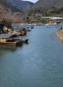 嵐山 ボート