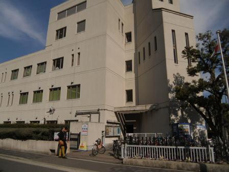5 会場の西成区民センター