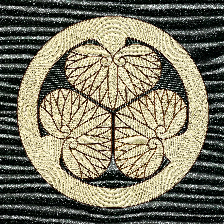 尾張三つ葵紋