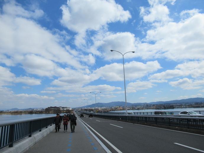 170228琵琶湖大橋 (6)