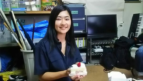 新歓 タコパ 体験部会 体験農場_10
