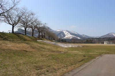 スキー場ほか風景