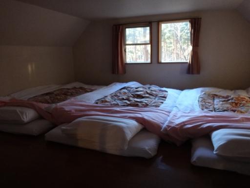 ロフト部寝室