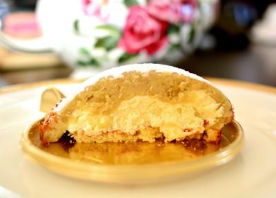 【ケーキ】ブロンディール「モンブランセゾニール」 (1)