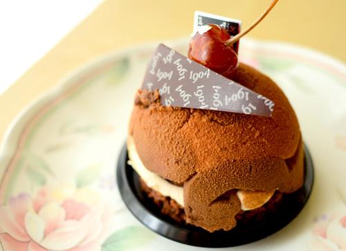 【ケーキ】1904(ディズヌフソンキャトル)「フォレノワール」