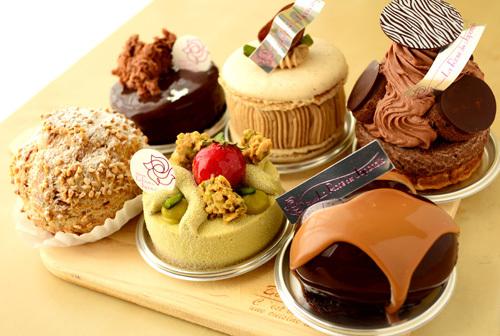 【ケーキ】ラ・ローズ・ジャポネ_170415] (1)