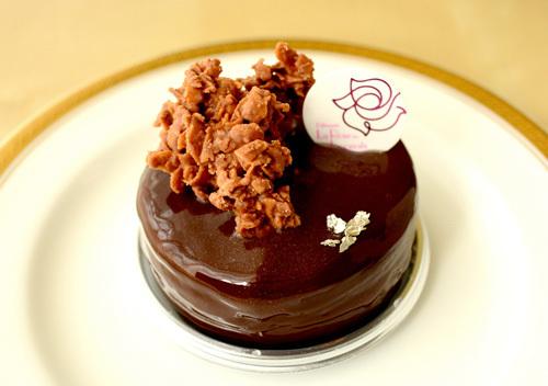 【ケーキ】ラ・ローズ・ジャポネ「アンジェロ」 (2)