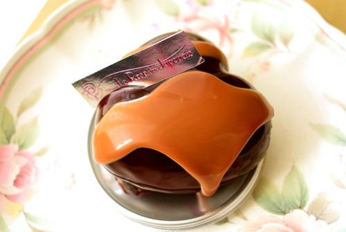 【ケーキ】ラ・ローズ・ジャポネ「ハートエキゾチック」