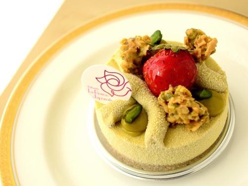 【ケーキ】ラ・ローズ・ジャポネ「ピクシー」