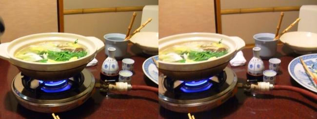 日本料理 桜美琴 うなちり③(平行法)