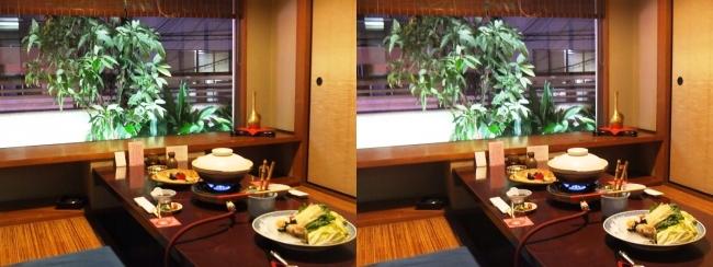 日本料理 桜美琴 離宮の間(平行法)