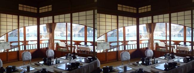 料亭旅館 魚信 須磨の間③(平行法)