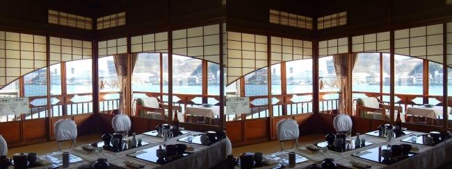 料亭旅館 魚信 須磨の間③(交差法)