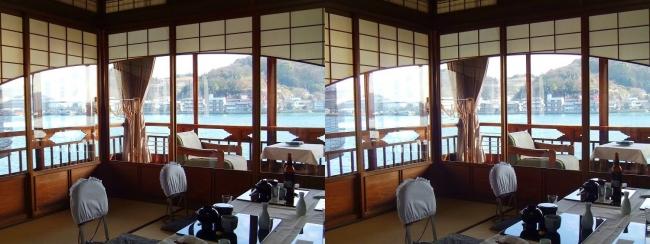 料亭旅館 魚信 須磨の間②(平行法)