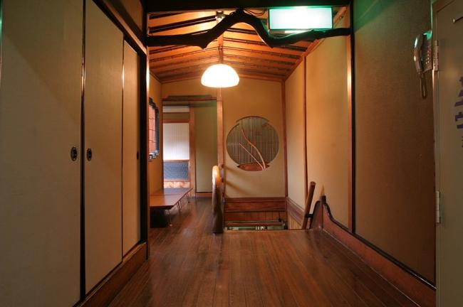 料亭旅館 魚信 二階