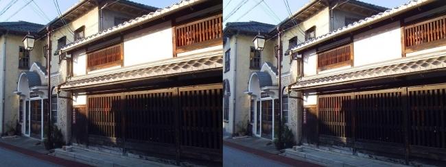旧八幡郵便局舎②(平行法)