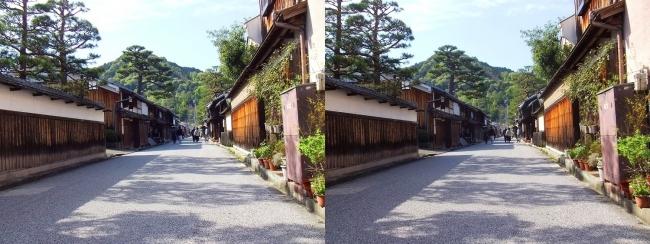 京街道(交差法)