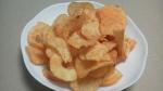 カルビー「ポテトチップス極濃ラー油味」