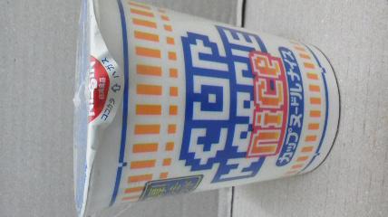 日清食品「カップヌードル ナイス 濃厚! クリーミーシーフード」