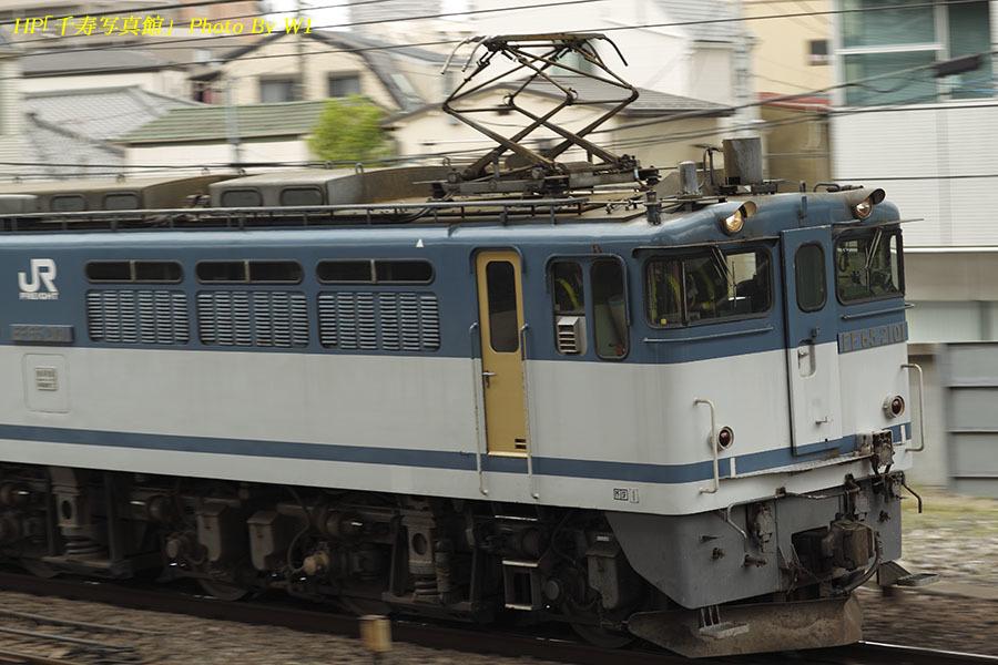 72列車PF210117年4月26日