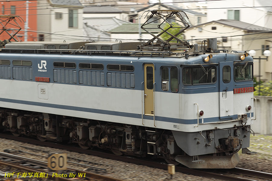 1091列車PF208817年4月26日
