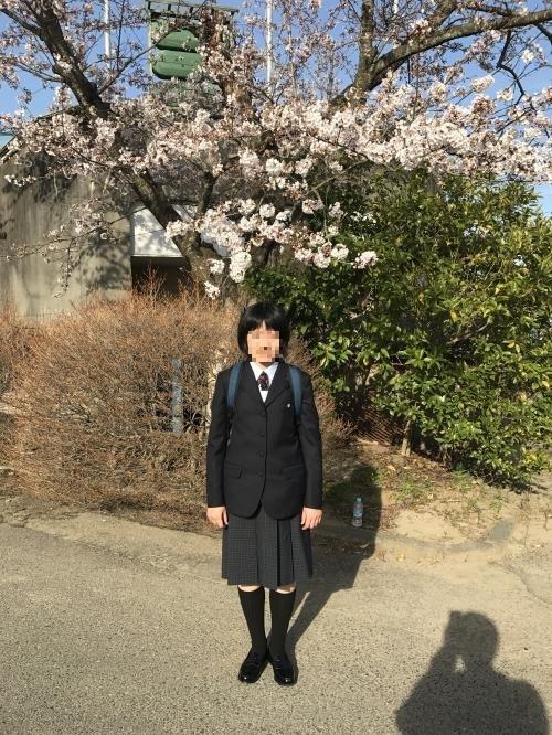 【晴れの高等学校入学式!】・5