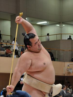 大相撲宝塚場所 2
