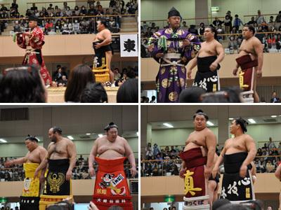 大相撲宝塚場所 4