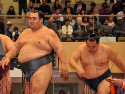 大相撲宝塚場所 9