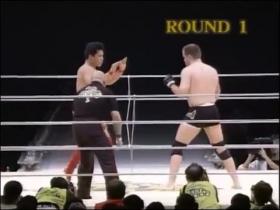 田村vsホーン1