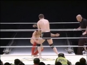 田村vsホーン2