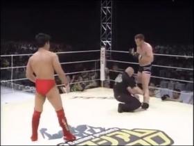 田村vsホーン4