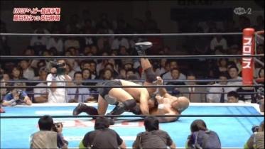 柴田も粘り強くテイクダウン奪取、