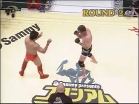 田村vsホーン23