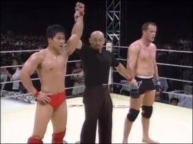 田村vsホーン46