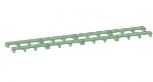 2600ホロ土台・ランボード【武蔵模型工房 Nゲージ 鉄道模型】-5