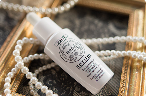 medel natural(メデル ナチュラル) ホワイトセラム(薬用美白美容液) ワイルドローズアロマ